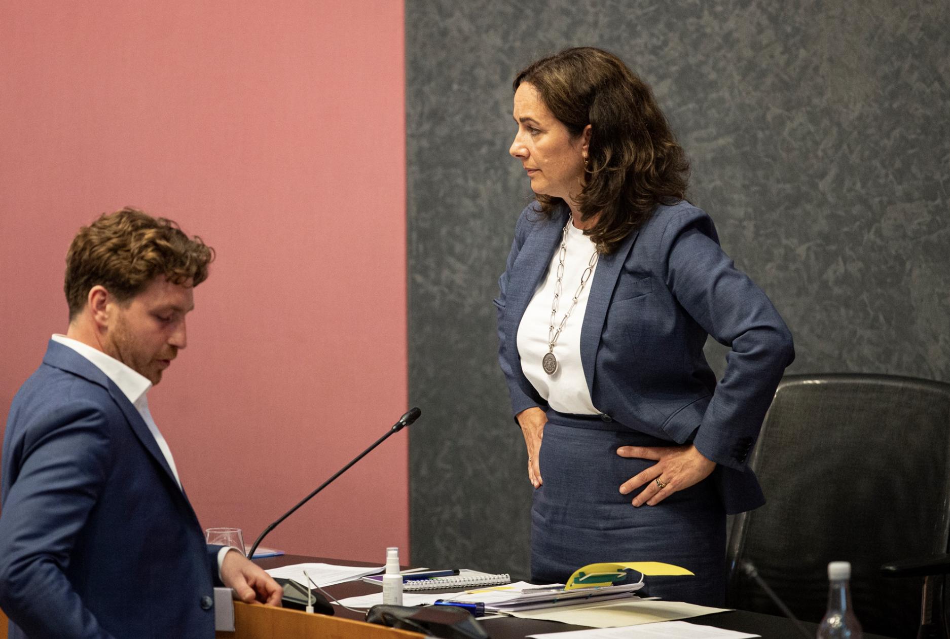 Amsterdam hield vrouwelijke ambtenaren weg bij wethouder Laurens Ivens met medeweten van Femke Halsema