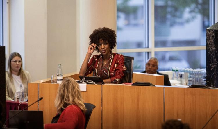 VVD Statenlid Noord-Holland hekelt prijs voor Sylvana Simons (Bij1) (Update: VVD'ster trekt kritiek soort van in, partij geeft de schuld aan TPO) | ThePostOnline - ThePostOnline